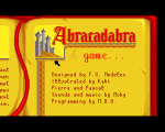 Abracadabra